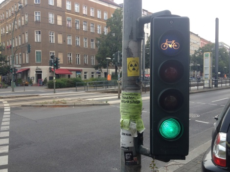 Best traffic light to see